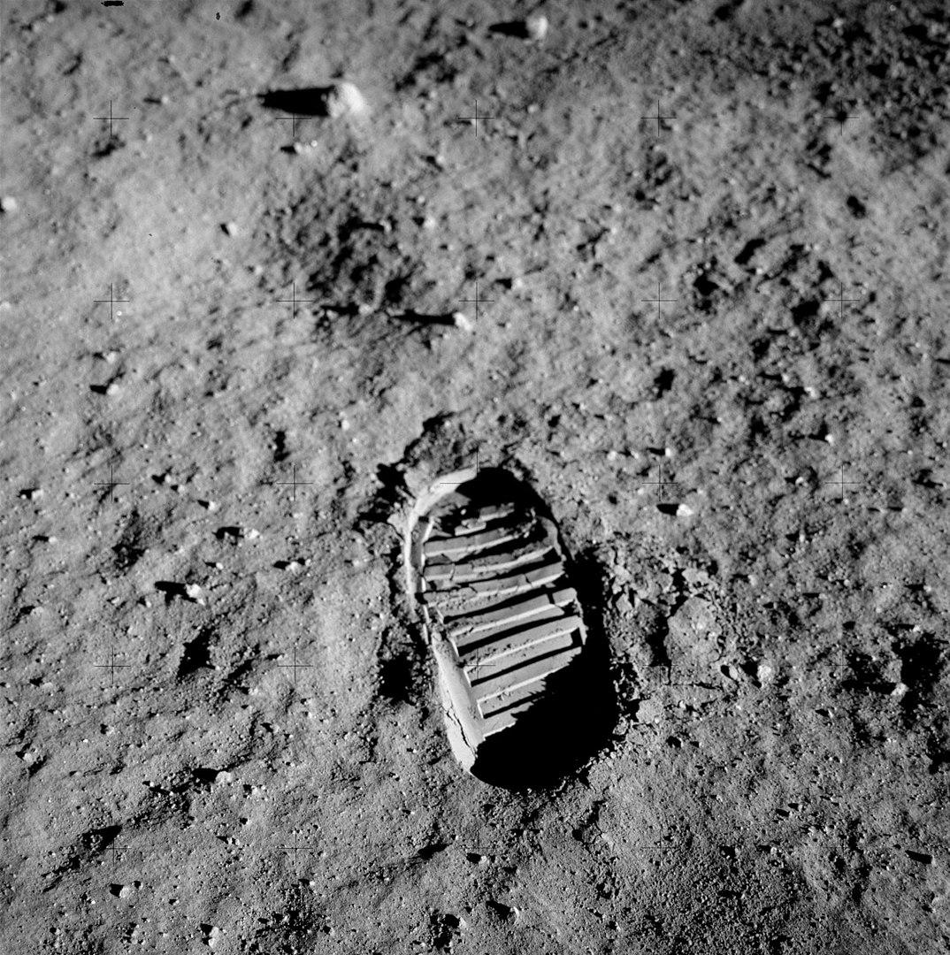 Buelga d'Aldrin na lluna