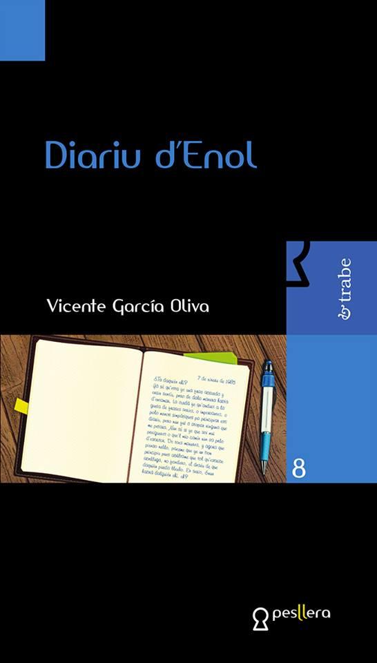 Trabe reedita 'Diariu d'Enol' de García Oliva