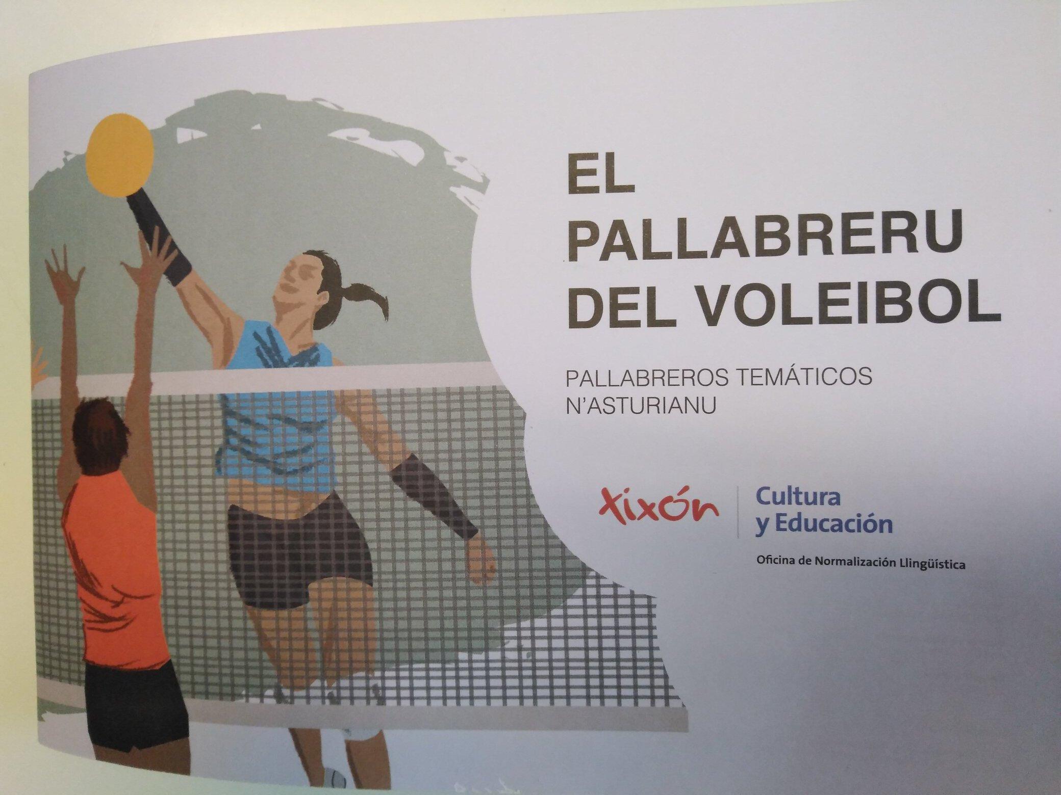 El Pallabreru del Voleibol