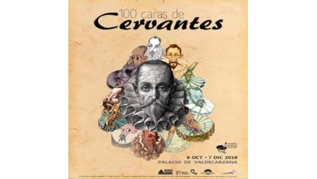 100 caras de Cervantes