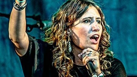 VII Alcuentros de Músiques Asturianes: Anabel Santiago
