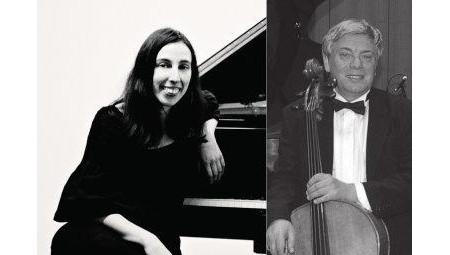 Vladimir Atapin y María Cueva