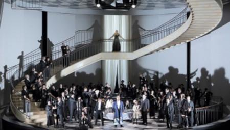 Ópera en el cine: Un ballo in maschera