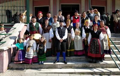 X Edición folclore tradicional na cai