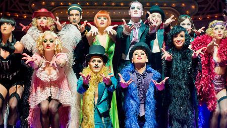 Cabaret (el musical de Broadway) / Som Produce