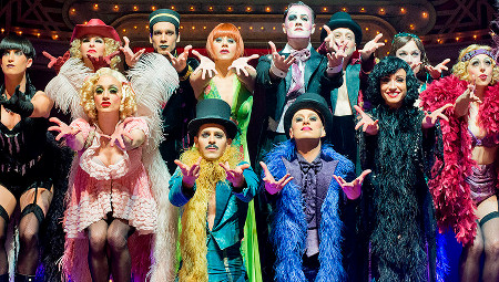 Cabaret (el musical de Broadway) / Som Produce