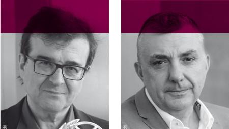 Las Tertulias del Campoamor: Javier Cercas y Manuel Villas