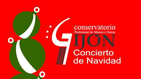 Conciertu de Navidá del  Conservatoriu Profesional de Música de Xixón