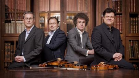 Leipziger Streichquartett: 30 aniversario