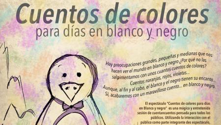 Cuentos de colores para días en blanco y negro