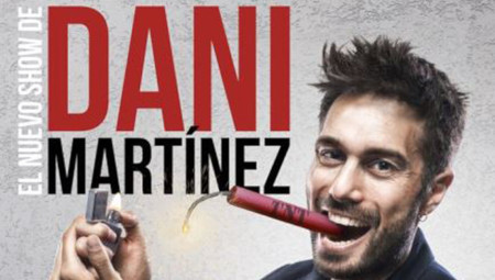 Dani Martínez: 'No os preocupéis…¡Ya lo digo yo!'