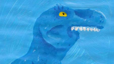 'Los dinosaurios nunca se extenguieron', de David Fidalgo Omil