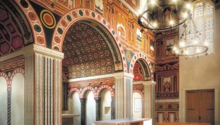 Exposición Santullano, un viaje al siglo IX