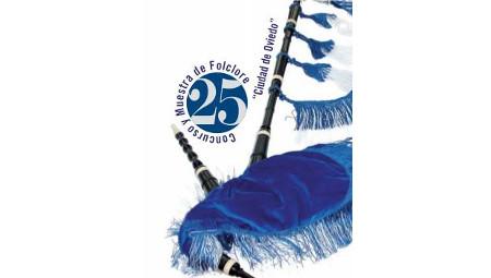 XXV Concurso y Muestra de Folclore 'Ciudad de Oviedo'