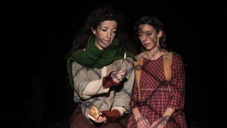 'La casa más pequeña', de Yarleku Teatro