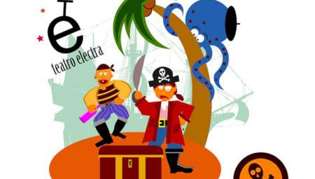 'La pirata Malapata', de Teatro Electra