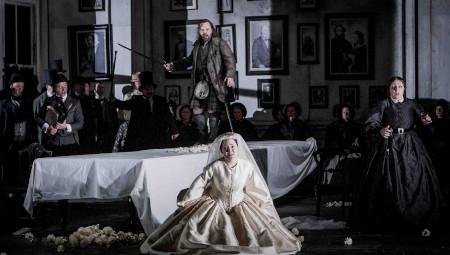 Ópera en el cine: Lucia di Lammermoor