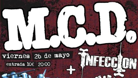 M.C.D. + Infeccion + Las Marakas de Machín