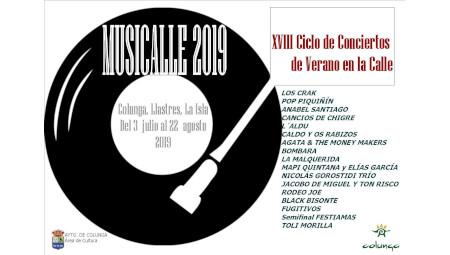 Musicai 2019: Jacobo de Miguel y Ton Risco