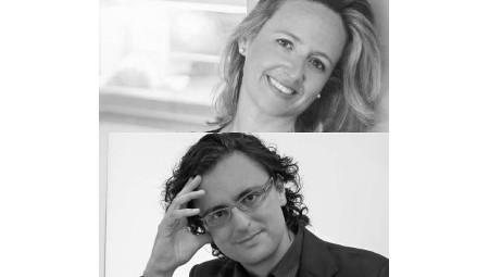 Ana Nebot y Mario Bernardo