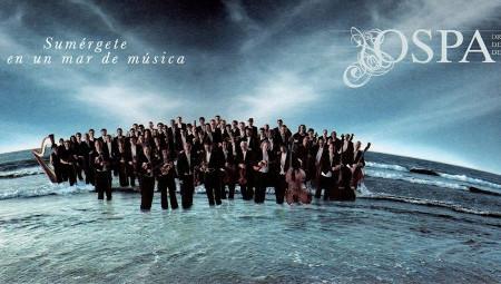 Orquesta Sinfónica del Principáu d'Asturies (OSPA): 'Reflexos II'