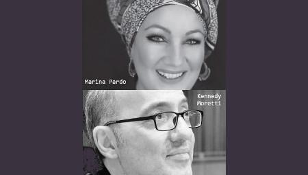 Marina Pardo y Kennedy Moretti