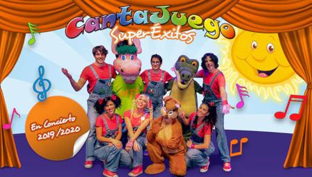 'SuperÉxitos', de CantaJuego