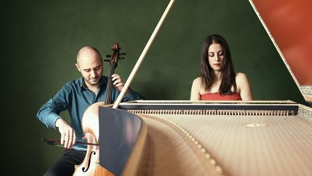 Guillermo Turina y Eva del Campo