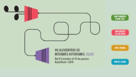 VII Alcuentros de Músiques Asturianes: L-R