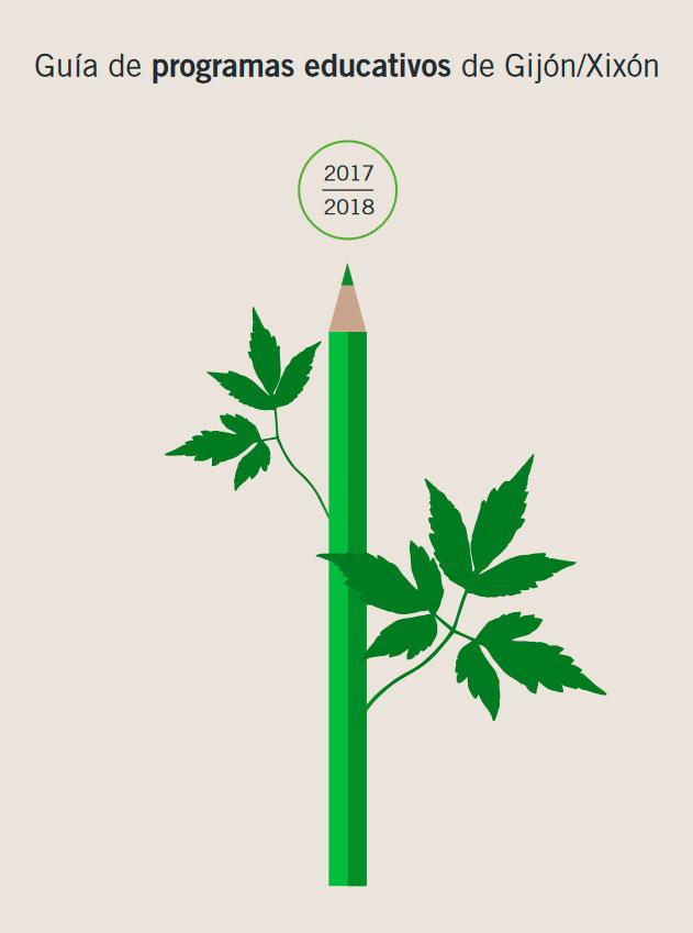 Guía de Programes Educativos de Xixón 2017-2018