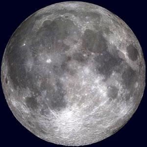 Cara visible de la Lluna