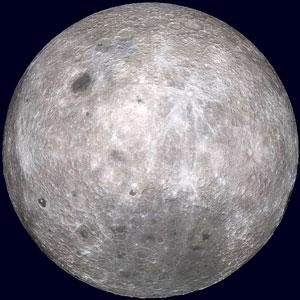 Cara oculta de la Lluna