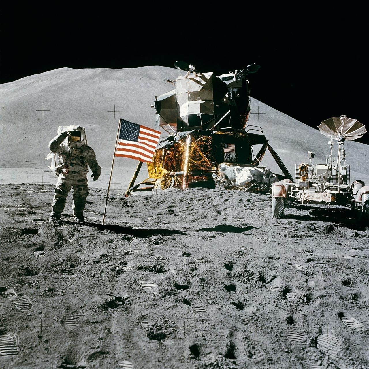 NASA: Misión Apolo XV