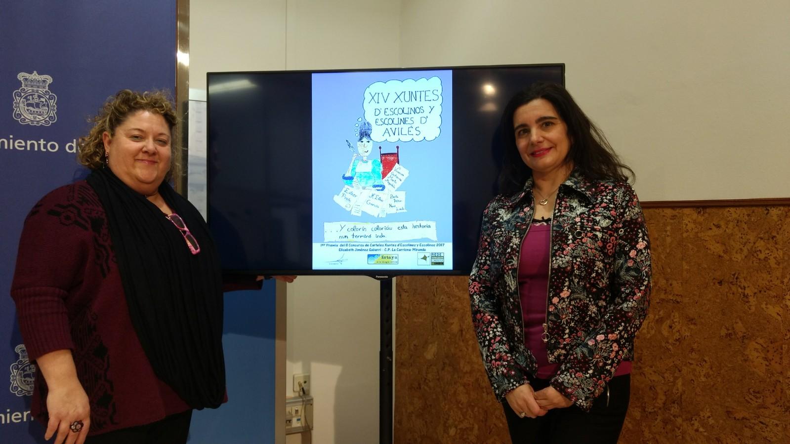 Les XIV Xuntes d'Escolines y Escolinos d'Avilés van contar cola participación de 530 alumnos