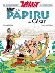'Astérix y el papiru de César'