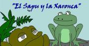 El sapu y la xaronca
