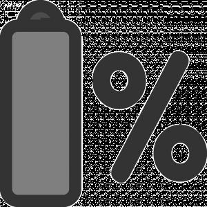 La batería del  portatil