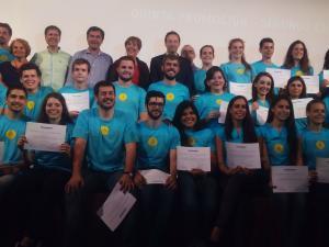 Clausuróse la quinta edición de la Escuela de Branu d'Asturianía