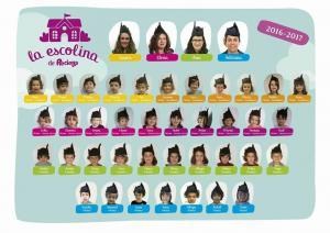 Cursu 2017-2018 na Escolina de Reciella