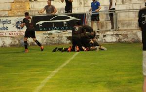 Villarrobledo 0-1 Lealtad (22 de xuneu del 2019) Gol de Zucu