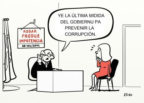 Midíes contra la corrupción