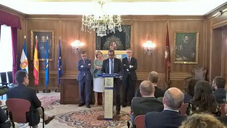 El colector nuevu d'Avilés va entrar en funcionamientu en setiembre