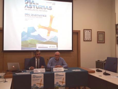 Presentáu el Día d'Asturies en Casu