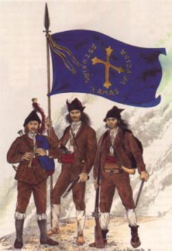 Cúmplense 210 años de la proclamación de soberanía de la Xunta Xeneral