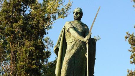 Estatua Afonso Henriques