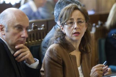 La xestión de los casos de contaminación lleva a la Xunta Xeneral a reprobar a Belén Fernández