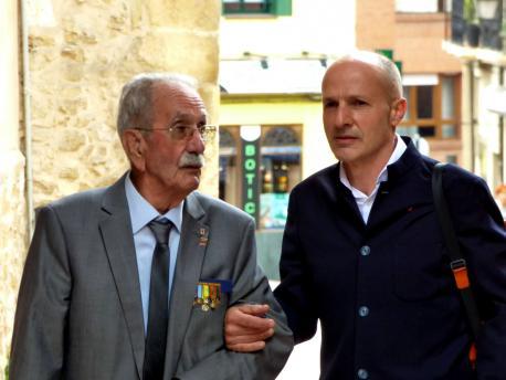 Fina en Francia Vincent García Riestra, polesu sobreviviente del campu nazi de Buchenwald