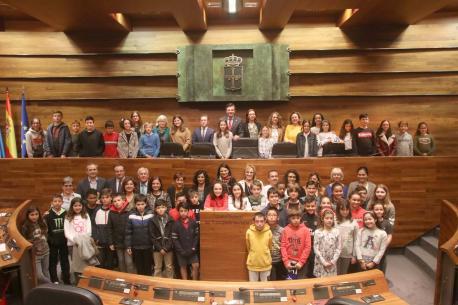 Actu institucional XL Selmana de les Lletres Asturianes