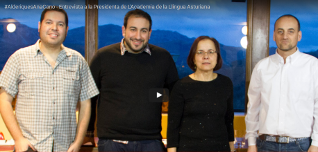 "Ana Cano: ""La perda de falantes creo que ye un mitu"""