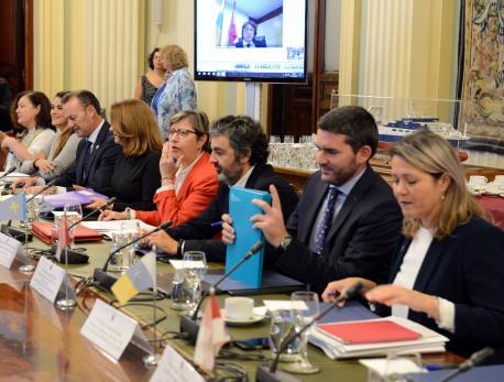 Alejandro Calvo conseyu consultivu de Pesca